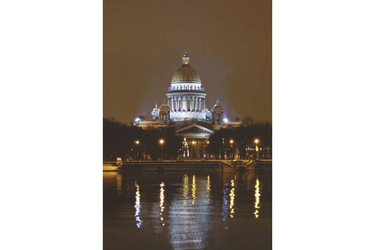 Блокнот А7 - С видами Петербурга - 06
